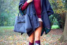 rainy fashion