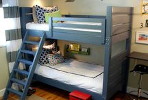 Boys' Rooms / by Christy @ Raising Knights