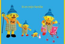 Puk: ik en mijn familie
