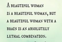 quotes. / A collection of my favourite quotes.