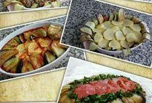 patlıcan ve kabak