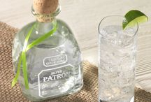 Summer Switch Up / Switch up your classic cocktails this summer with Patrón.