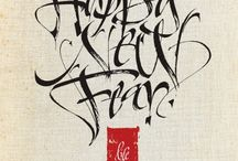 !T Calligraphy & Lettering