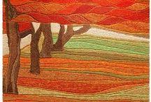 obrazy na drutach