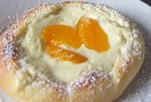 Kuchen-Käse