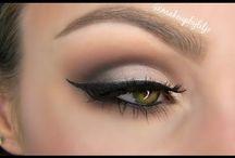 Oko makijaz