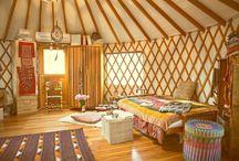 Interior Design   Yurt