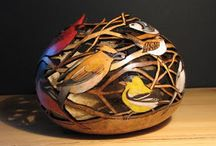 Gourd Art and Crafts