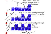 beads stitching