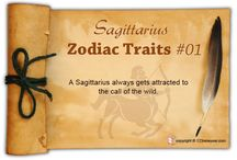 Sagittarius Zodiac Traits / Find out about Sagittarius characteristics and Sagittarius personality traits.
