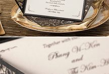 Invitation cards and laser printing
