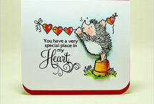Cards-Penny Black / by Kathie Maltby