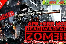 DEAD WARFARE: Zombie Apk + Mod (Damage/Equipments) + Data for Android