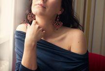 Fashion of soutache / inspiracje dodatków biżuterii sutasz (soutache)