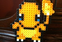 Fun with beads for kids