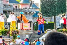 Disneyland Paris / One of the best places in Europe!!! :)