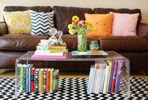 Coffe Table Decoration - Orta Sehpa Dekorasyonu / Coffee table styling - Orta sehpa dekorasyonu