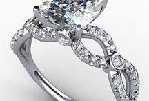 Zásnubné prstene - 3Dzlatníctvo