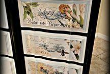 VINTAGE / Detalles vintage para decoracion