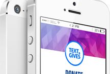 Text.Gives / Text to Donate