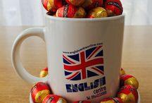 Mug Tazze English Centre Locri