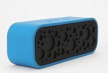 design głośników/ audio
