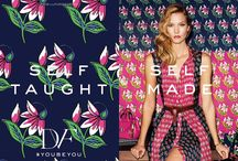 Campaigns / Fashion Advertising Campaigns