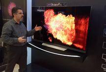LG OLED 65E7V TV
