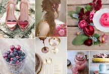 """Photo Shoot Bliss / Styled shoot based on a love letter hand delivered to a(bride) by a (flower girl) carried then by the (ring bearer) at her wedding and then seen at the wedding table with the words """"will you marry me"""" at the end.  / by Bee Lavish"""