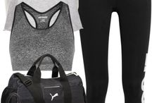 Outfit for gym
