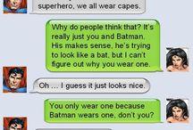 Because Batman and the Robins / by Kellyn Stinnett