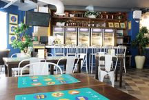 The Beer Cafe- Hauz Khas Village / Trending in Delhi-NCR!!! Drop in at The Beer Cafe, Hauz Khas Village to experience the Mediterranean bliss.. 