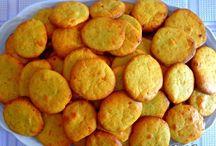 Αλμυρά κρακερακια τυριού