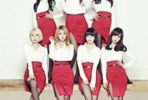 AOA || 에이오에이 / 7 Sexy Girl's: ChoA, Jimin, SeolHyun, Yuna, HyeJeong, ChanMi, MinHa