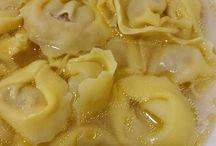 Tortellini in brodo vegetale