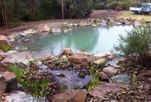 Pond Project Installations- Exposure