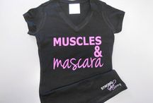 Workout Wear / Sweatin' and stylin'!