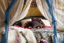 Bohemian rooms