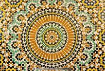 Morrocan mosaics