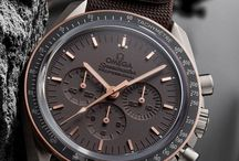 The watches / Omega
