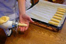 Kekszek, darálós kekszek és puszedlik