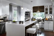 Favorite Spaces / Interior home design and spaces.