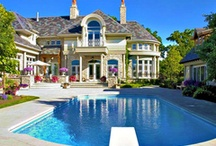 Dream House / Dreaming about my future home. Someday...