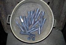 medieval arrowheads / medieval style arrowheads