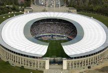 Arena Roof Membran