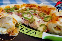 Panes y pizzas