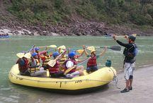 River Rafting and Camping in Rishikesh / Guide to River Rafting and Camping in Rishikesh - Camping, River Rafting, Trekking, Rock Climbing, Kayaking, Hiking  http://river-rafting-rishikesh.in #camping #rafting #rishikesh #riverrafting #packages #weekends #holidays #fun #bonfire #travel