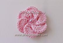 flor de croché