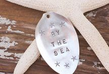 Beach House Living (tm) / Grab your beach bucket and come on in for some treasures that can't be found in the sand or sea.        http://www.etsy.com/shop/beachhouseliving / by Sally Lee by the Sea, LLC