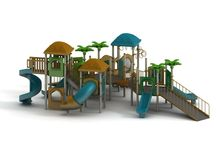 DOAPARK - OUTDOOR DISABLED CHILDREN PLAYGROUNDS / MANUFACTURER - OUTDOOR DISABLED CHILDREN PLAYGROUNDS
